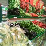Mercadona Grönsaker