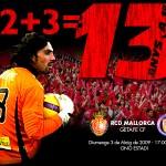 RCD Mallorca - Getafe CF