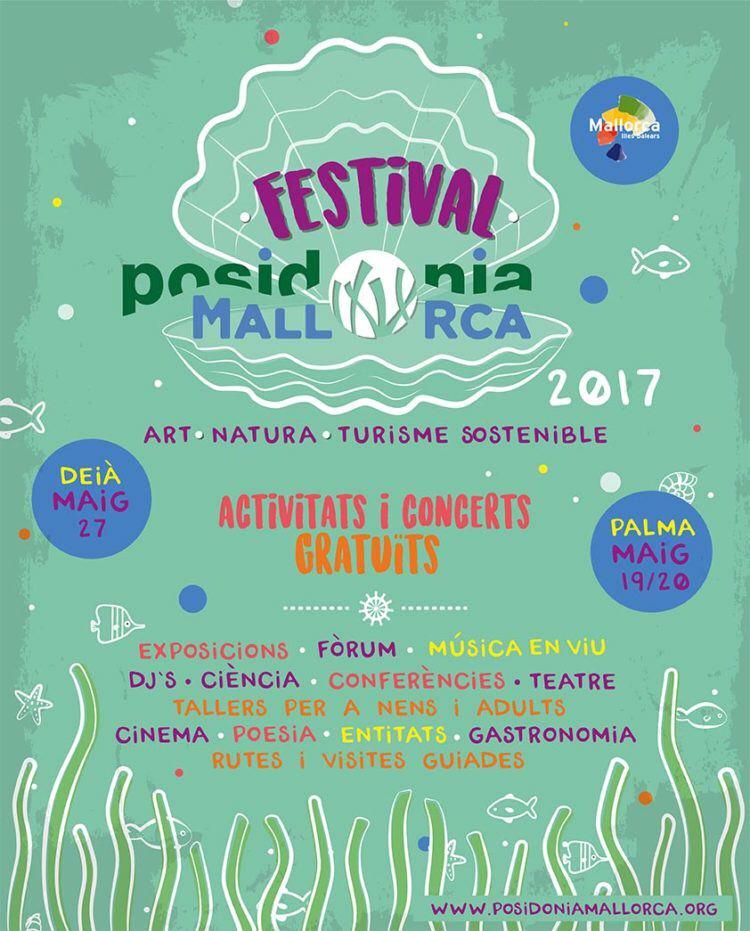 Posidonia Festival på Mallorca
