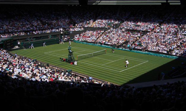 Ingen final för Nadal i Wimbledon