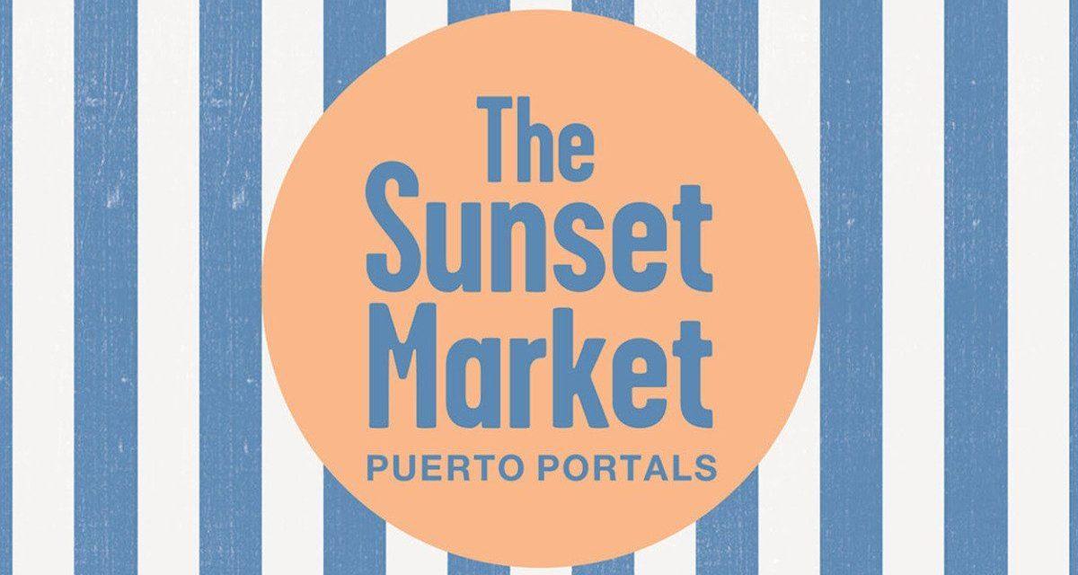 Sunset Market i Puerto Portals
