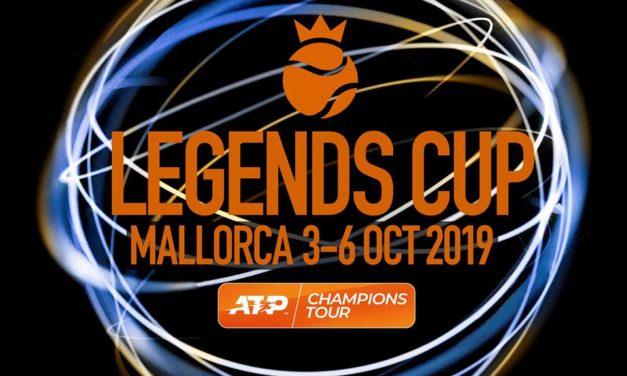 Legends Cup 3-6 oktober 2019